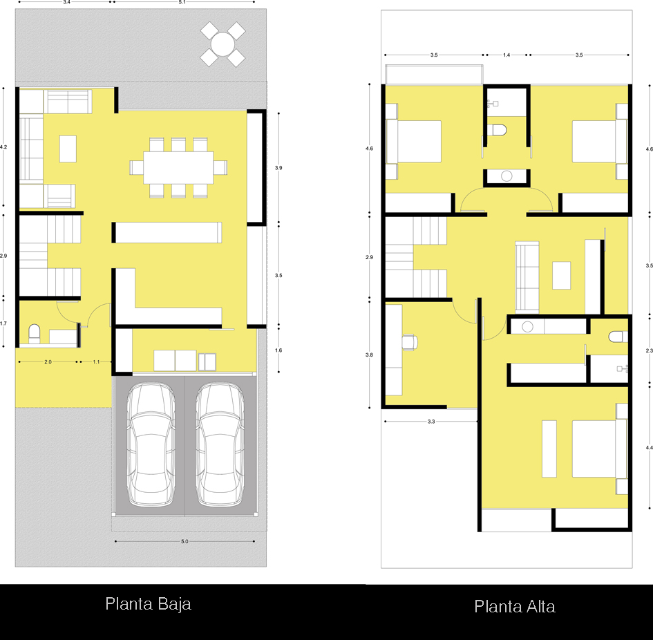 Proyectos despacho de arquitectura despacho de for Proyectos minimalistas